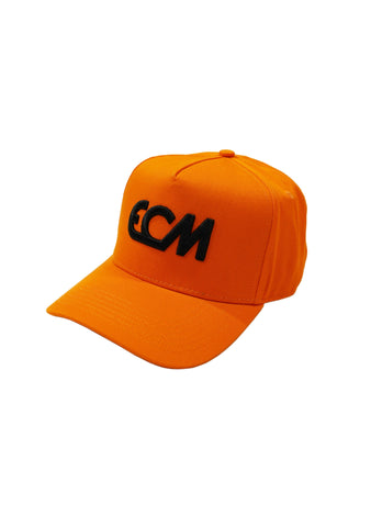ECM A-Frame Cap - Orange
