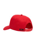 ECM A-Frame Cap - Red