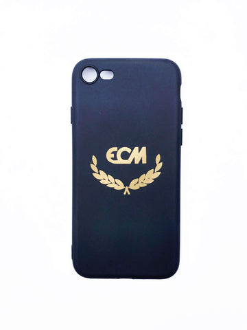 ECM Gold Logo Phone Cover