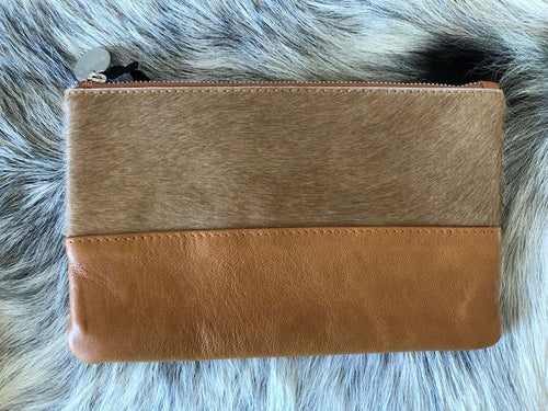 ADA Leather Clutch