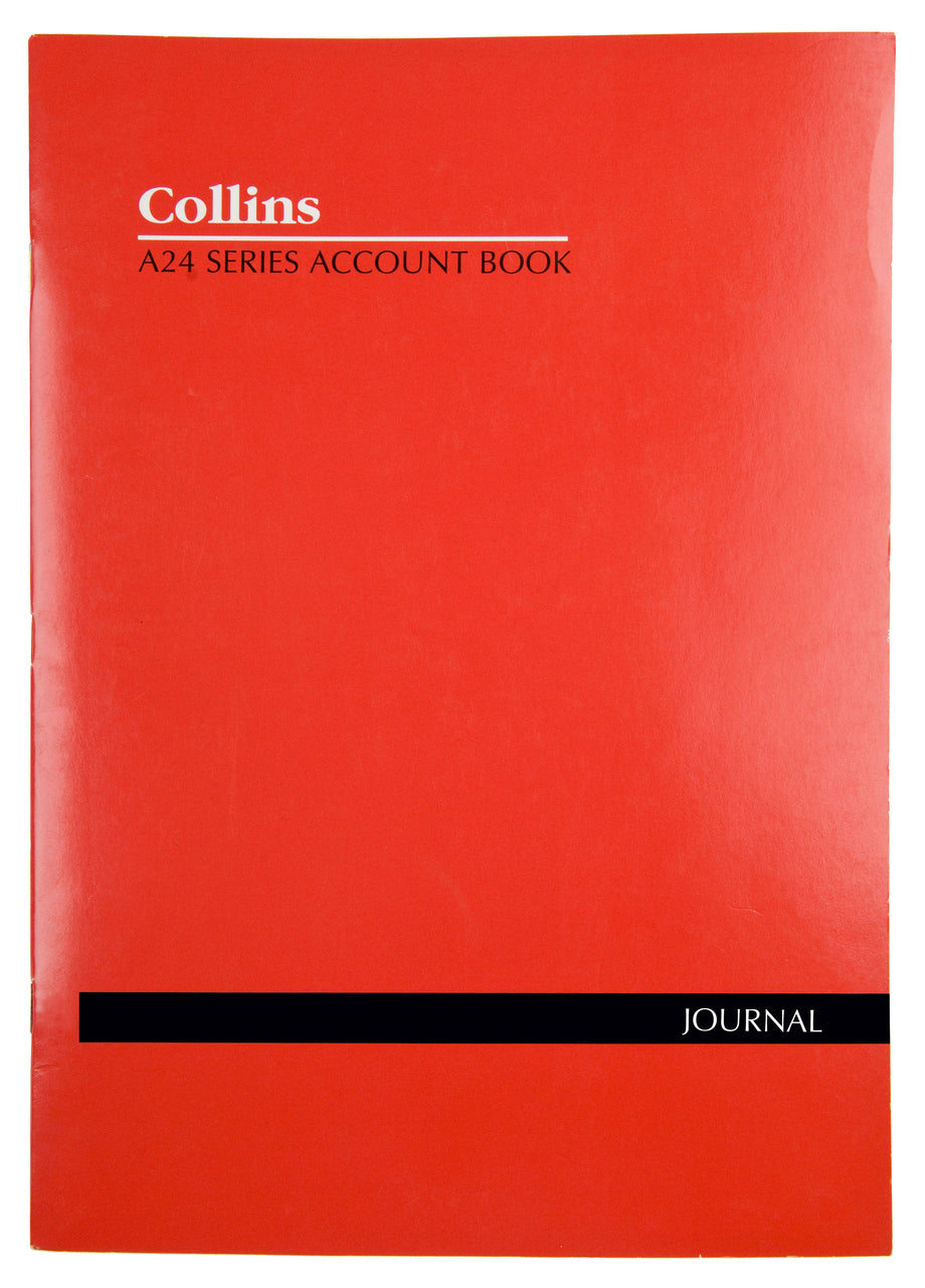 Account Book - Journal