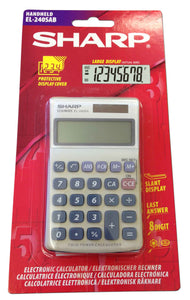 Calculator - Sharp EL 240SAB