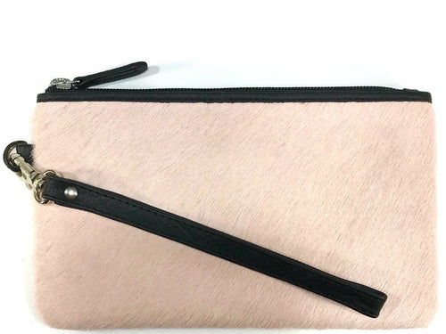 Clara Leather Clutch