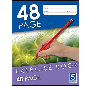 Exercise Book - 48 Page (9x7)