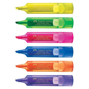 Highlighter - Faber (Assorted Colours)