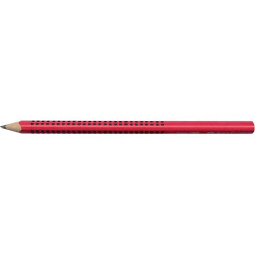 HB Lead Pencils -Triangular Grip with dots - Junior Faber