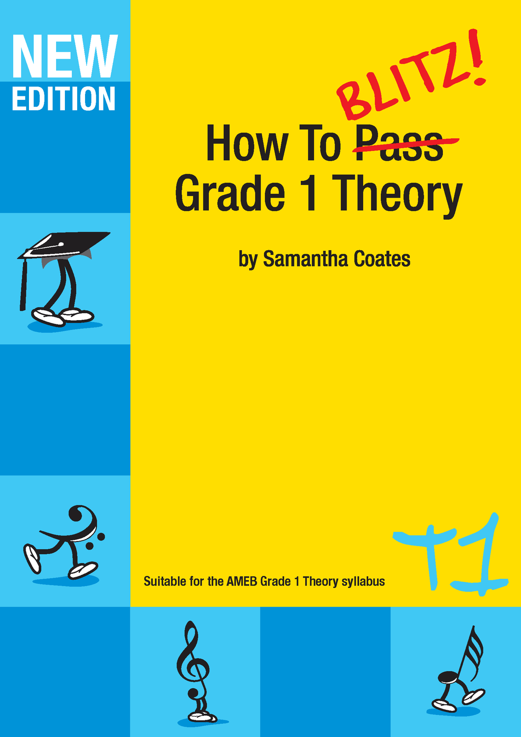 How to Blitz your Theory Book 1
