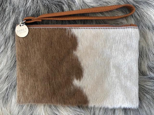 Manny Leather Small Purse