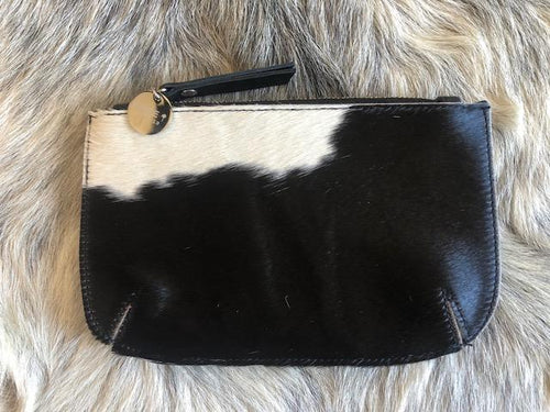 Mavis Leather Purse