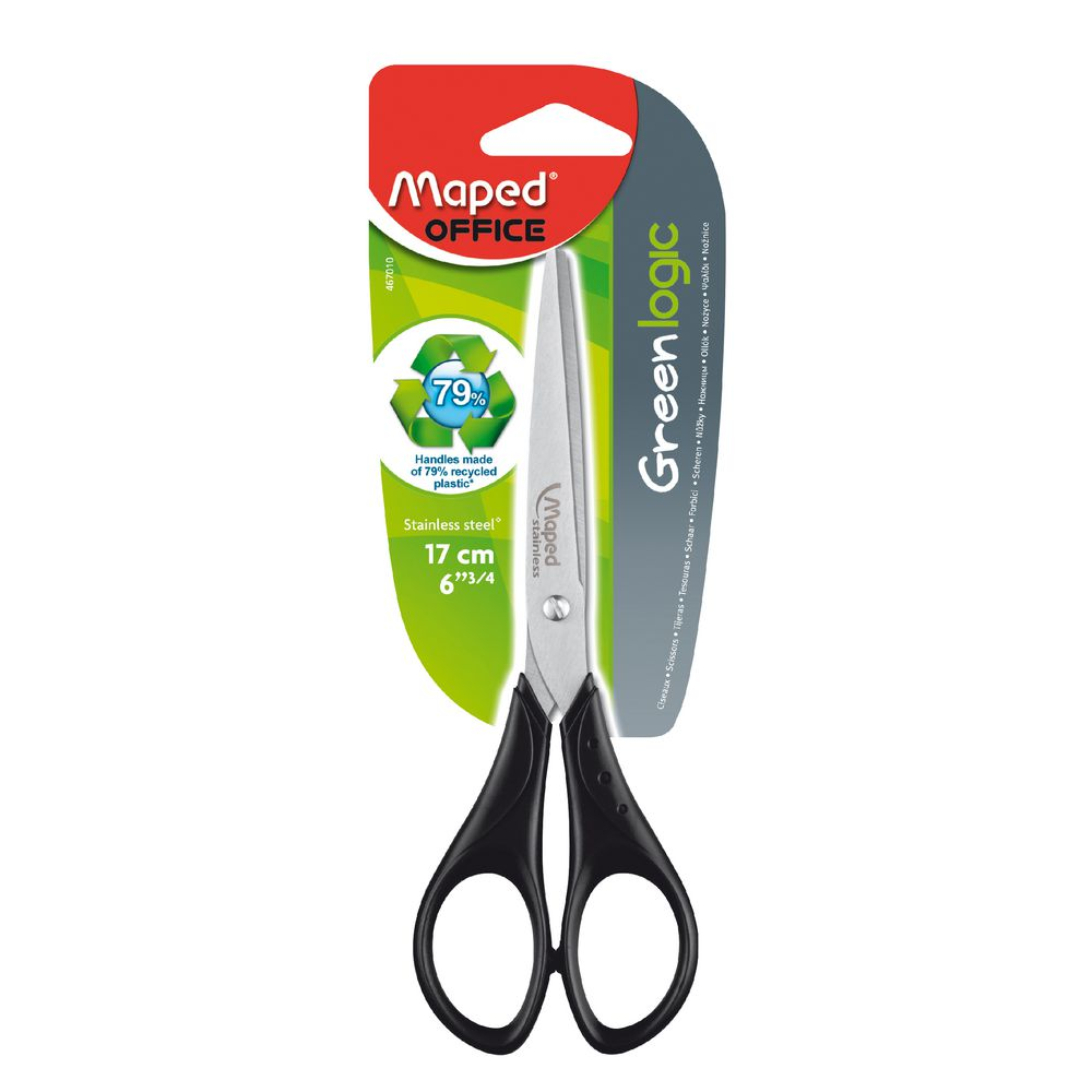Scissors - 17cm R/H - Maped