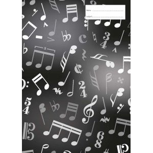 Book Cover - Music