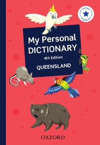 My Personal Dictionary for Qld 4th Ed