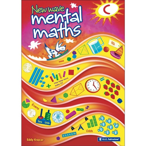New Wave Mental Maths C