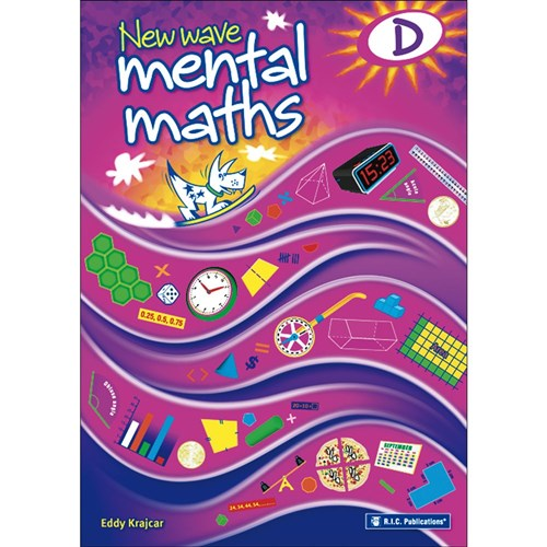 New Wave Mental Maths D