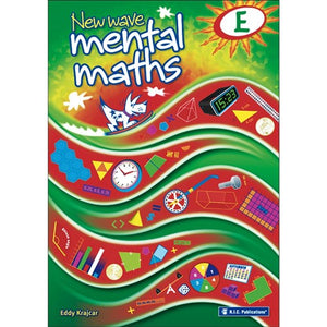 New Wave Mental Maths E