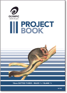 Project Book - Olympic 525 18mm D/T
