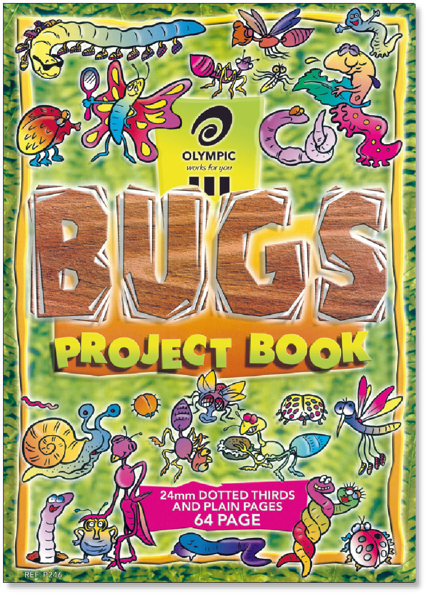 Project Book - Olympic Bugs 24mm