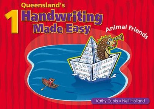 Queensland Handwriting Made Easy 1 2nd Ed