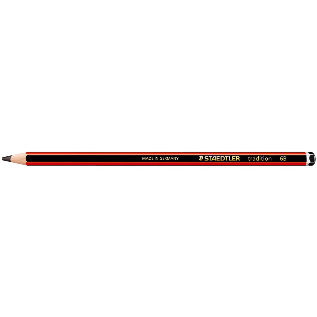Lead Pencils - 6B - Staedtler - Singles