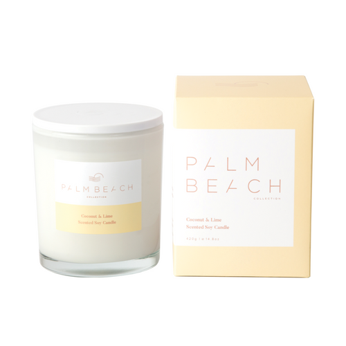 Palm Beach - Coconut & Lime