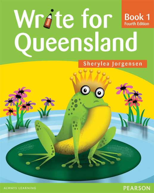 Write for Queensland 1 - 4th Ed