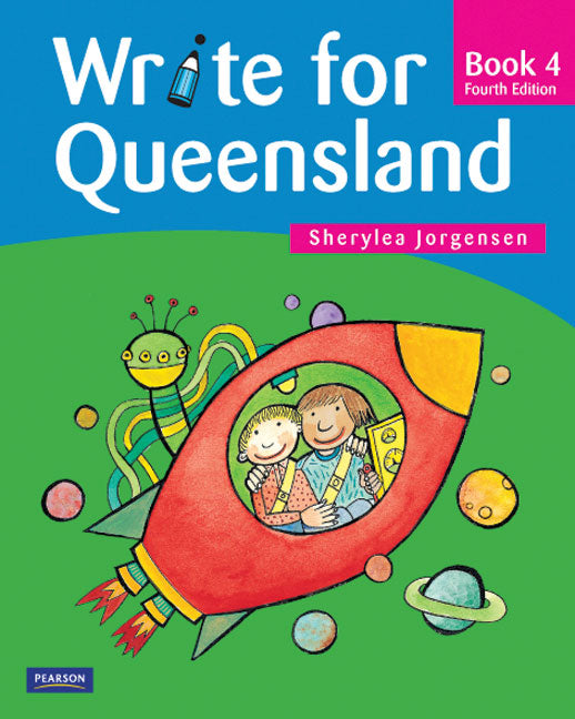 Write for Queensland 4 - 4th Ed