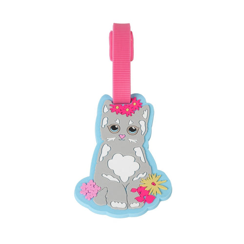Bag Tag - Miss Meow