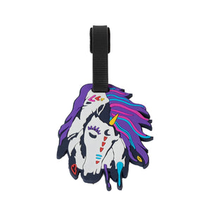Bag Tag - Dreamcatcher Horse