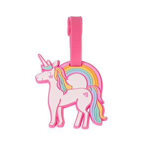 Bag Tag - Rainbow Unicorn