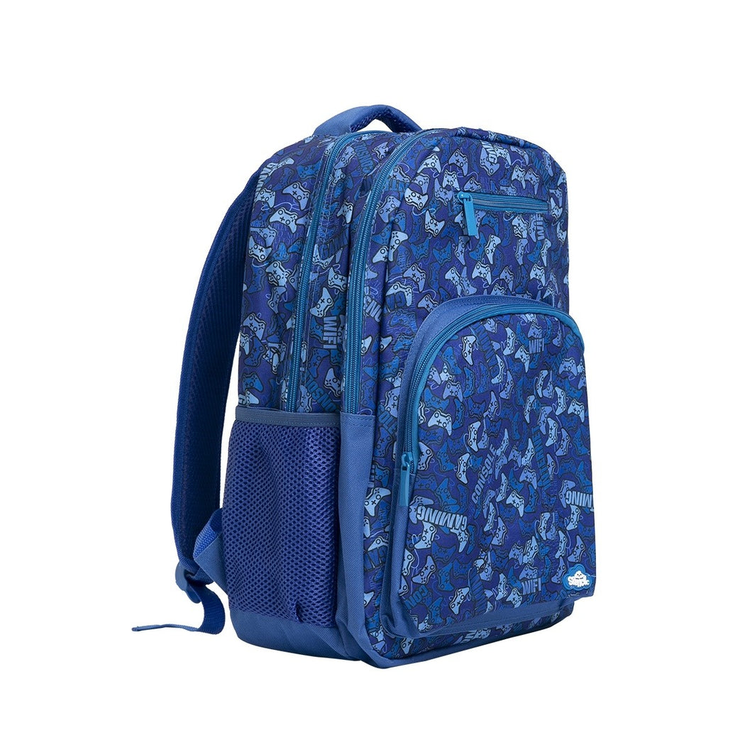 Triple Back Pack - Camo Gaming