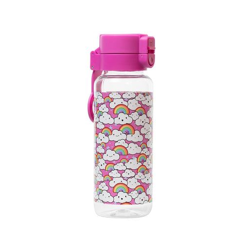 Water Bottle - Rainbow Cloud