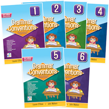 Grammar Conventions 4 (Nat) 2nd Ed