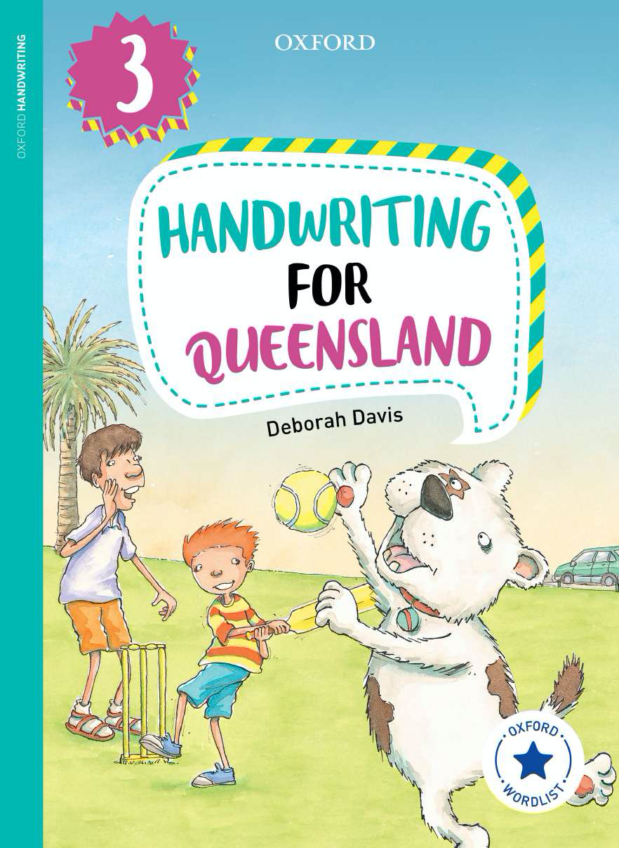 Oxford Handwriting for Queensland Year 3