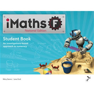 iMaths National Student Book F
