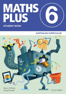 Maths Plus ACE 6 Stud & Assessment Bk Aust Curr Ed