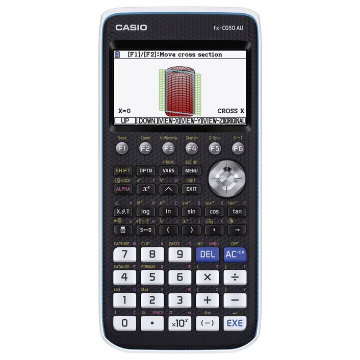 Graphic Calculator - Casio FXCG50 (Not Supplied by Highfields Back to School Store)