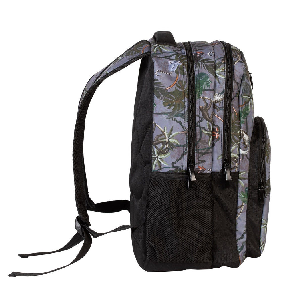 Triple Back Pack - Jungle Mayhem