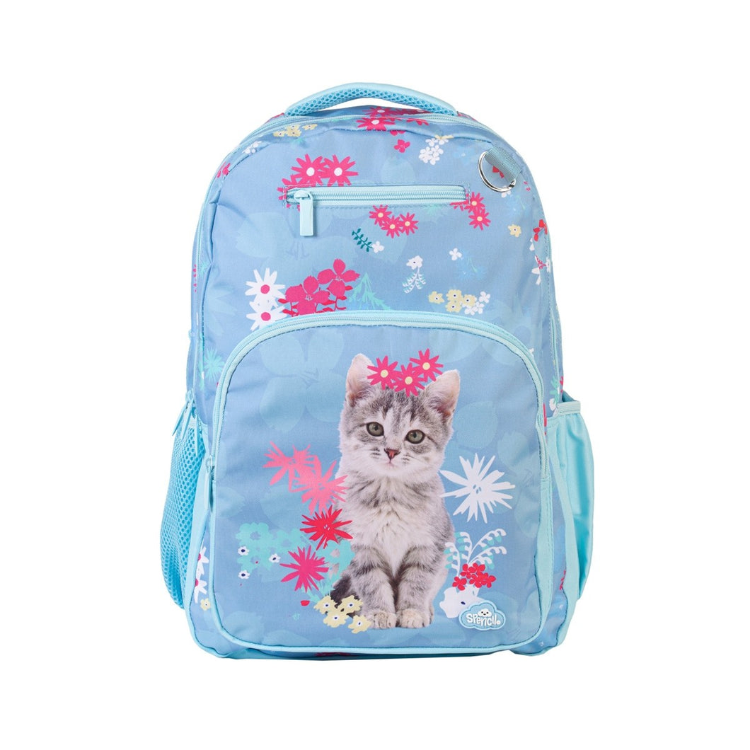 Triple Back Pack - Miss Meow