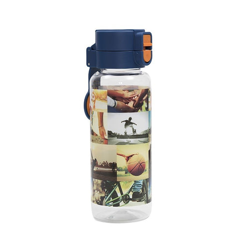 Water Bottle - Sports Collage