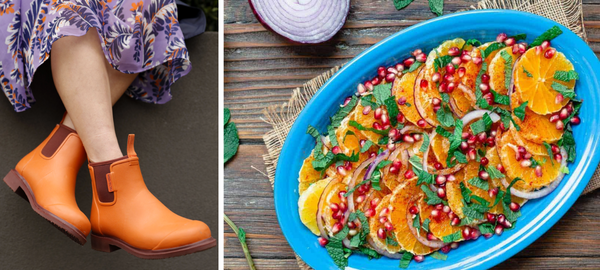 Summer Recipes Inspired by the Many Colours of Our Bobbi Gumboot! - Merry People