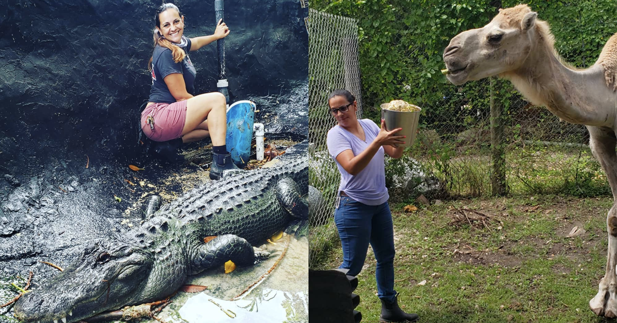 Merry Interviews | Martha Frassica-Rivera, Everglades Outpost Wildlife Sanctuary - Merry People