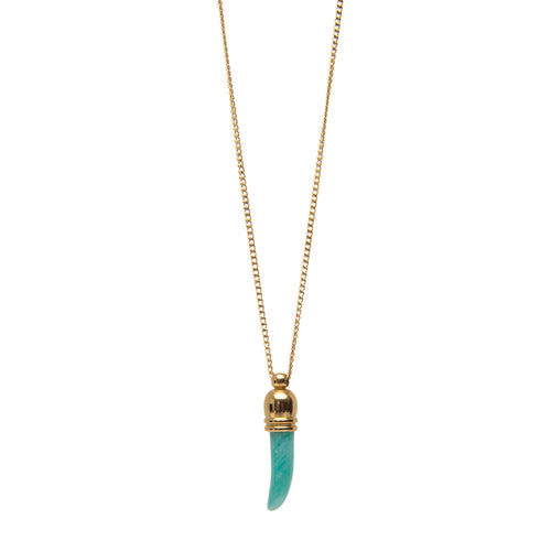COLLIER PETIT GRIFFE AMAZON - Wonderfuletta