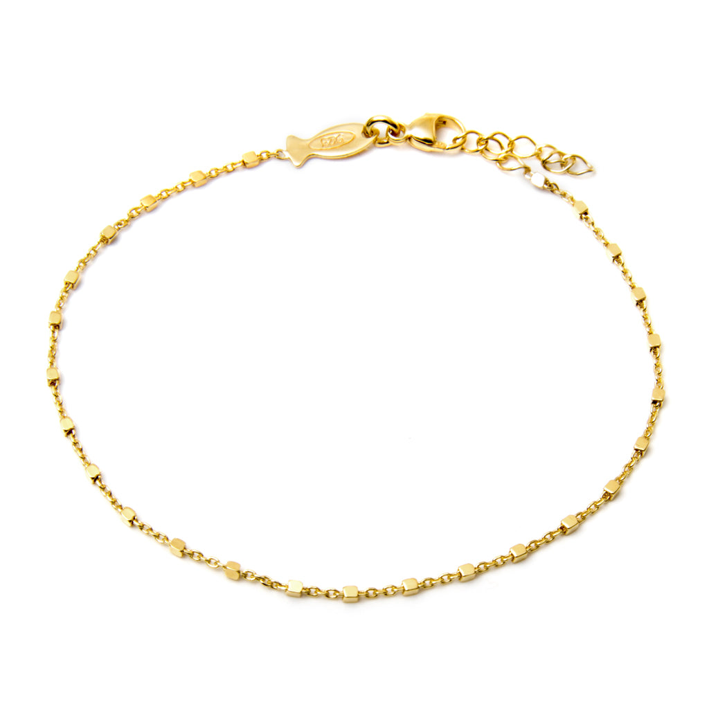 CABLE CHAIN GOLD - Wonderfuletta