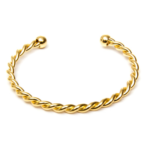 CHLOÉ TWISTED BANGLE - Wonderfuletta