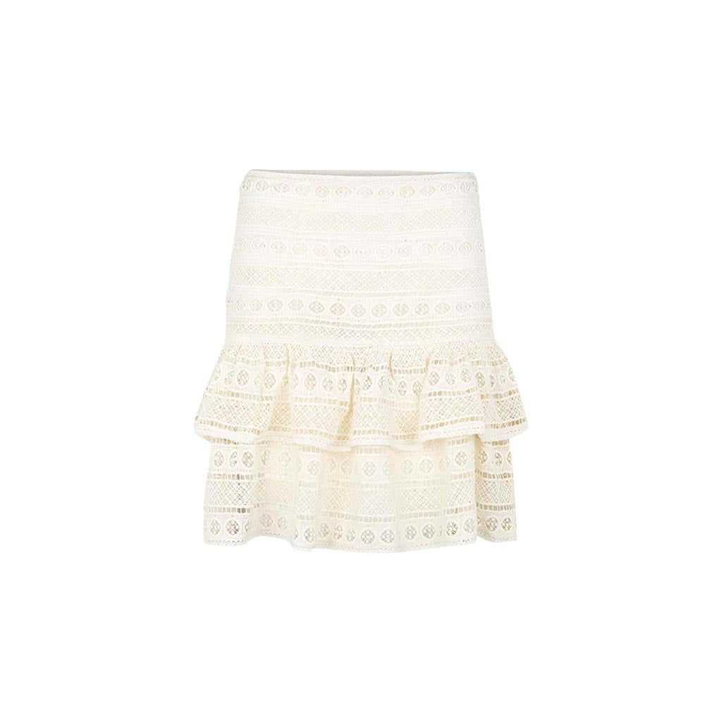 FRENCES SKIRT - Wonderfuletta