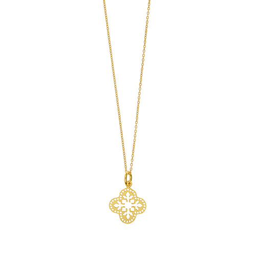 CASA BLANCA NECKLACE - Wonderfuletta