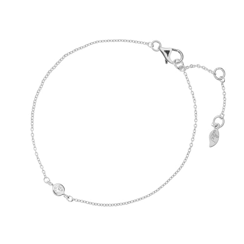 PURE BRACELET SILVER - Wonderfuletta