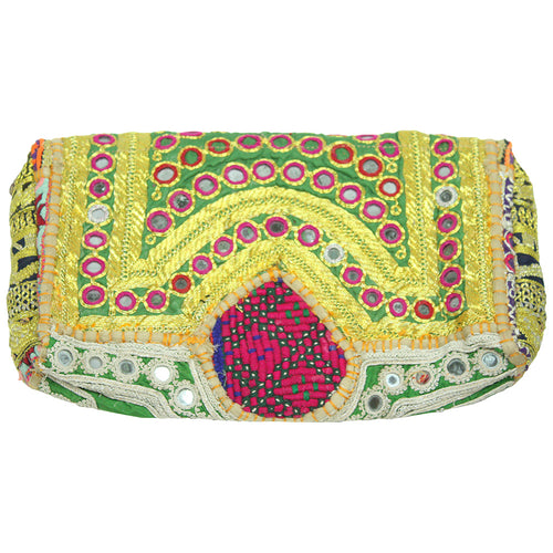 BOHEMIAN CLUTCH - Wonderfuletta
