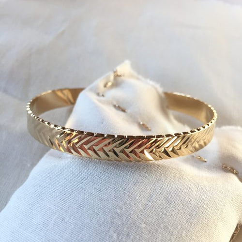 TRESSE BANGLE - Wonderfuletta