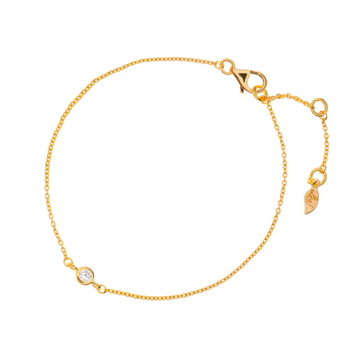 PURE BRACELET GOLD - Wonderfuletta
